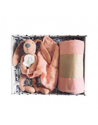 Kiekebox Pink Linen Richie