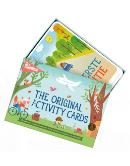 Baby Activity Cards van Milestone set met 30 kaarten