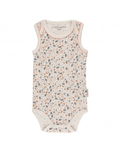 Little Dutch romper Spring Flowers (maat 62/68)