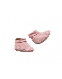 Little Dutch Babyslofjes Pink Melange