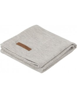 Little Dutch Swaddle doek Pure Grey  70 x 70 cm