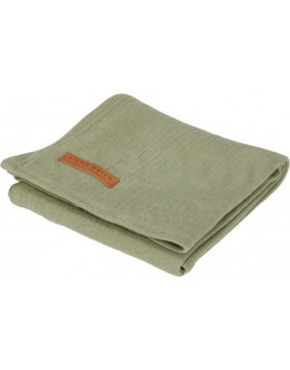 Little Dutch Swaddle doek Pure Olive 70 x 70 cm