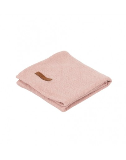 Little Dutch Swaddle doek Pure Pink 70 x 70 cm