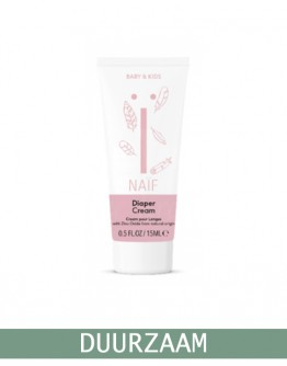Naïf Mini Diaper Cream 15ml