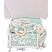 Kiekebooobox Little Dutch Mint met naam