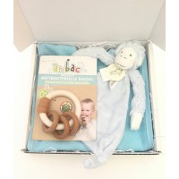 Kiekebox Happy Horse Monkey Mickey Tuttle Blauw