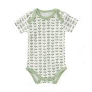 Fresk romper Leaves Mint