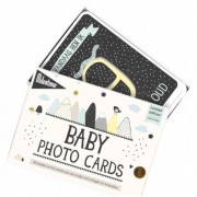 Baby Cards van Milestone Over the Moon set met 30 kaarten